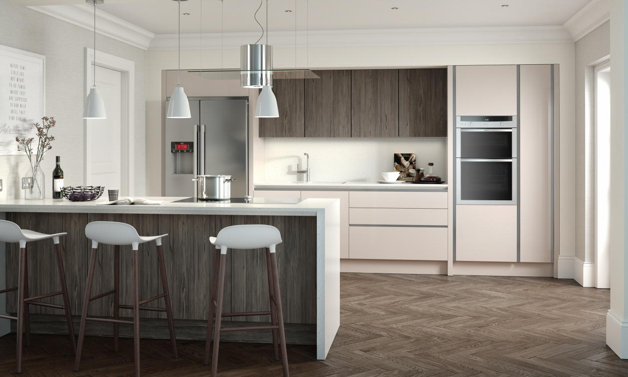 Second Nature Contemporary Kitchencraft